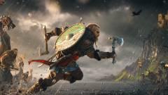Az Assassin's Creed Valhalla minimum 30 fps-sel fog futni 4K-ban Xbox Series X-en kép