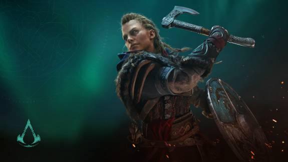 Assassin's Creed Valhalla fejlesztőinek egy része elvileg kizárólag női főhőst akart kép
