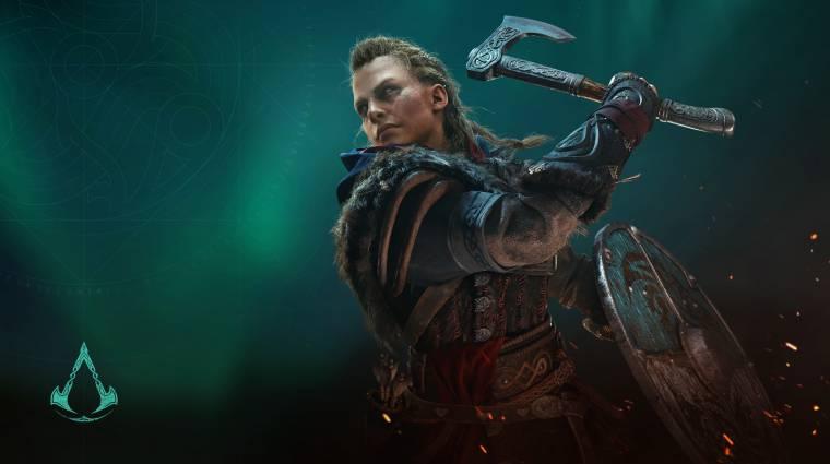 Az Assassin's Creed Valhallában menet közben is megváltoztathatjuk főhősünk nemét bevezetőkép