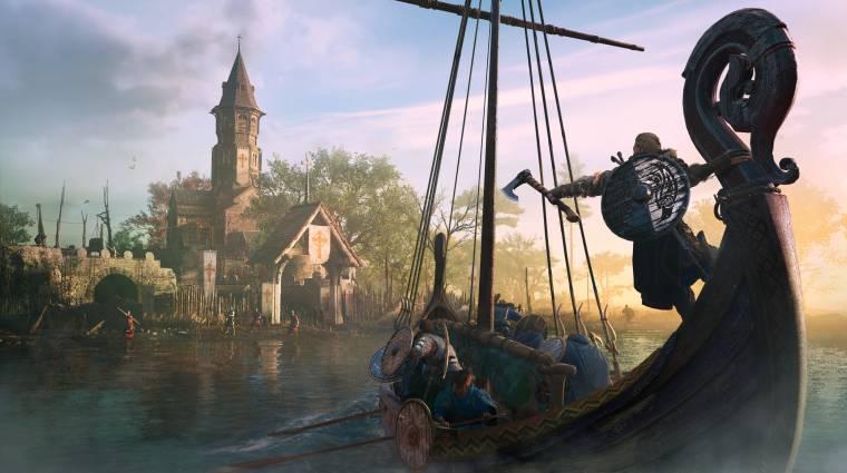 Assassin's Creed Valhalla, Demon's Souls és Twin Mirror - ezzel játszunk a hétvégén bevezetőkép