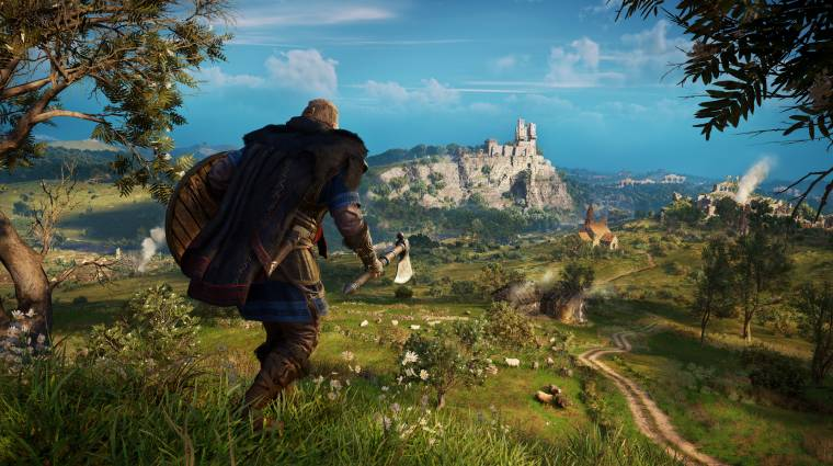 Az Assassin's Creed Valhalla sokkal többet ad, mint amit a felszín mutat bevezetőkép
