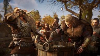 Az Assassin's Creed Valhalla a sorozat legjobb minijátékait hozza? kép