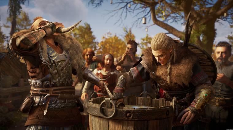 Az Assassin's Creed Valhalla egyik titkos küldetése a Death Stranding előtt tiszteleg bevezetőkép