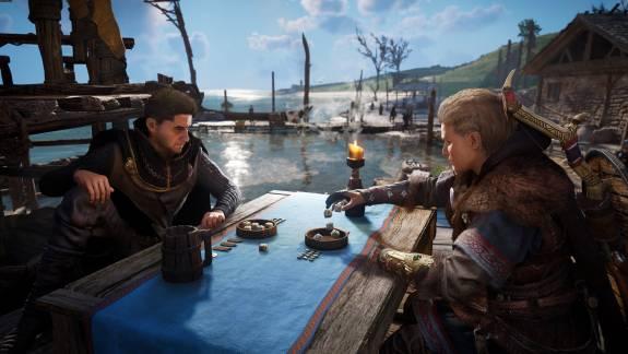 Az új patch óta még több baj van az Assassin's Creed Valhallával a next-gen konzolokon kép