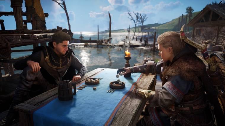 Az új patch óta még több baj van az Assassin's Creed Valhallával a next-gen konzolokon bevezetőkép