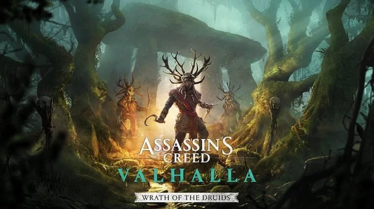 Már a megjelenés előtt nekiesünk a Assassin's Creed Valhalla: Wrath of the Druids DLC-nek bevezetőkép