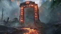 Megfejtették az Assassin's Creed Valhalla harmadik DLC-jét beharangozó portál titkos üzenetét kép