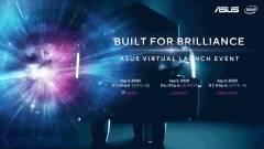 Nagy bejelentésekre készül az ASUS, jövő héten indul a virtuális esemény kép