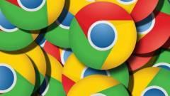 Azonnal frissíteni kell a Chrome böngészőt kép