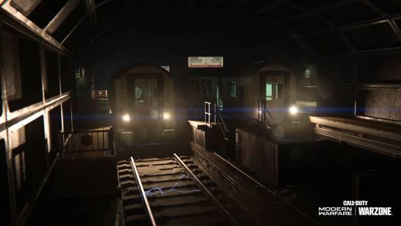 A Call of Duty: Warzone meccseit rendesen megbolondítják majd a metrószerelvények kép