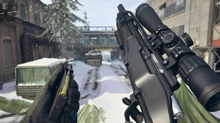 A Call of Duty: Warzone új mesterlövész puskája talán túl halálos lett bevezetőkép