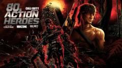 Már traileren is láthatjuk, ahogy Rambo zúz a Call of Duty: Warzone-ban kép