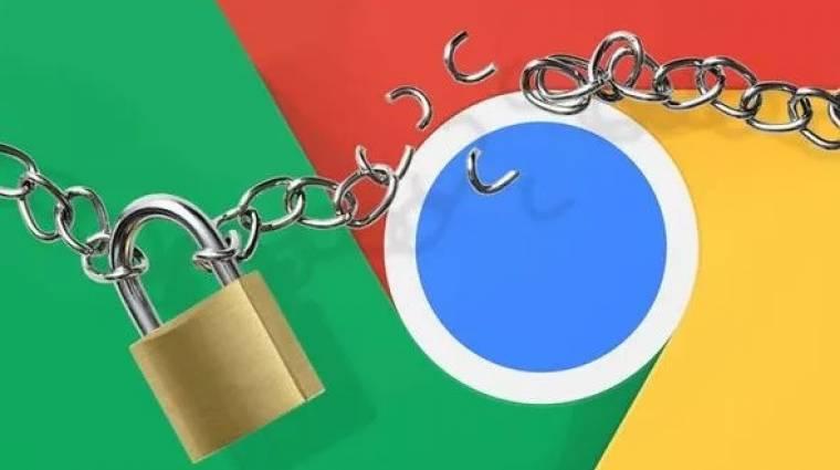 A Chrome böngésző hamarosan kikapcsolja a nem biztonságos űrlapok automatikus kitöltését kép