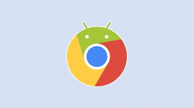 Megkönnyíti a kiszivárgott jelszavak cseréjét az androidos Chrome böngésző kép