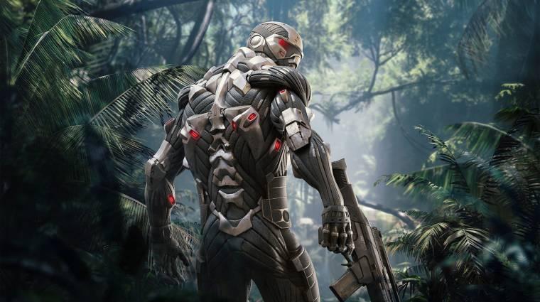 A kiszivárgott előzetes visszajelzései miatt csúszik a Crysis Remastered bevezetőkép