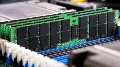 Megkezdődött a DDR5 memóriák tömeggyártása kép