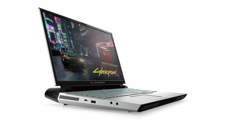 Az új Alienware gamerlaptop már AMD GPU-val is kérhető kép
