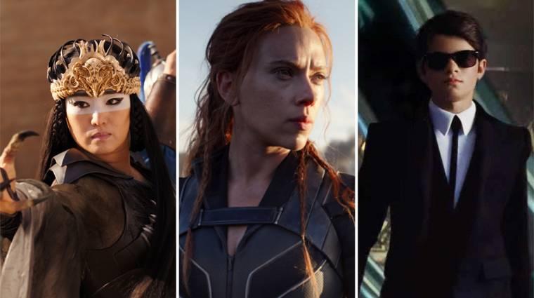 A Disney is lépett: új premiert kapott a Fekete Özvegy, a Mulan és még sok másik filmje kép