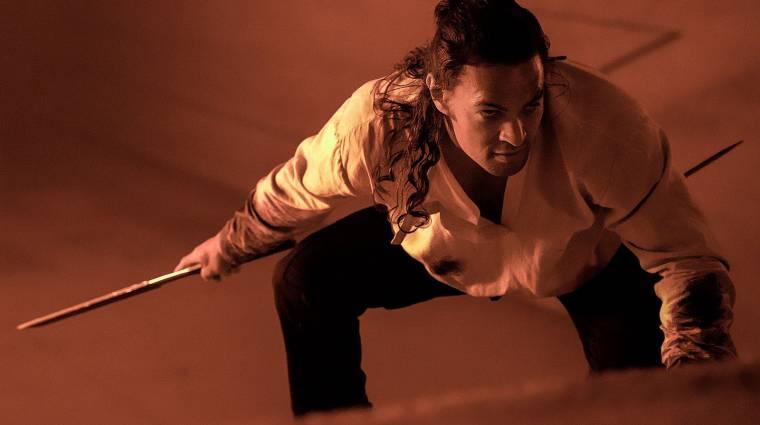 Jason Momoa rendkívüli harcjeleneteket ígér a Dűnében kép