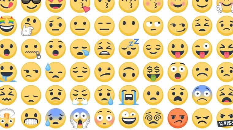 Új emojikat is hoz a következő iOS frissítés kép