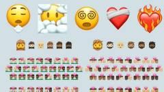 217 újabb emoji érkezik a mobilodra jövőre kép
