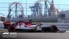 Az új F1 2020 gameplay videón az azeri pályáé a főszerep kép