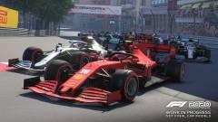 Meggyőzőek az első F1 2020 tesztek kép