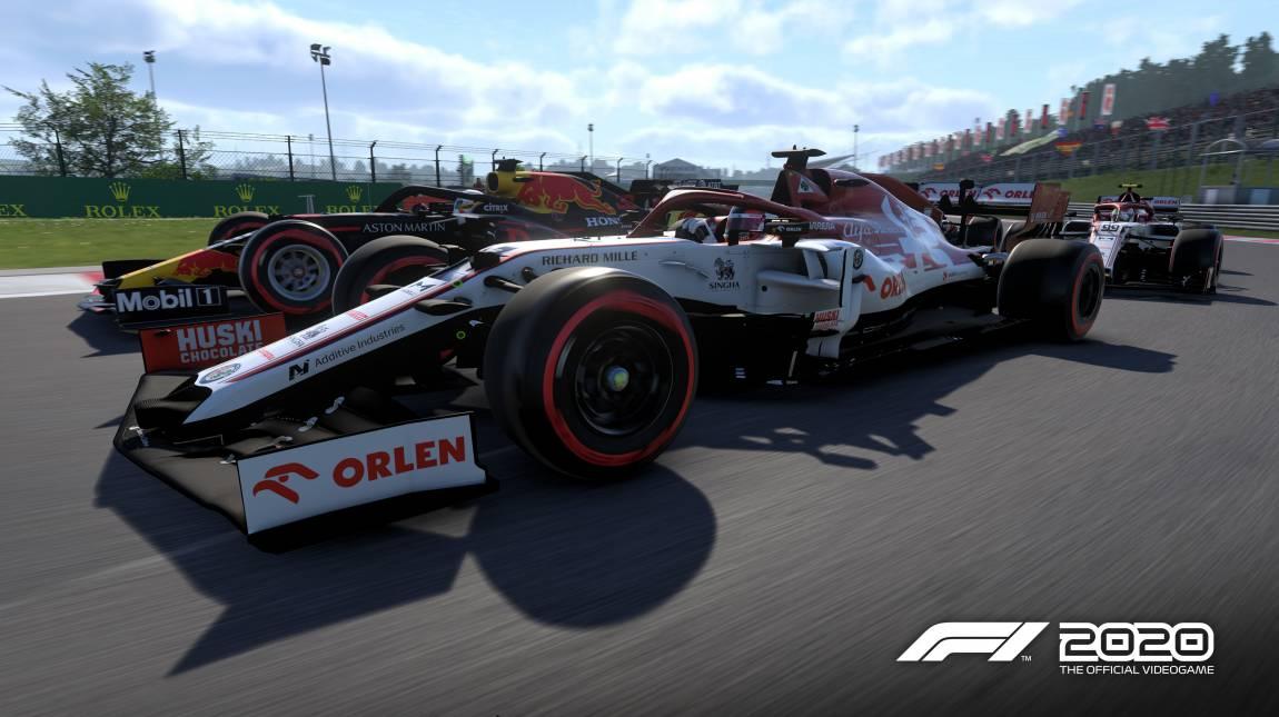F1 2020 teszt - van csapat, ami jobb a Mercedesnél bevezetőkép