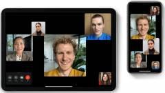 Így tudsz csoportos videóhívást indítani FaceTime-on kép