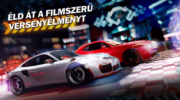 Megvan, mikor jön mobilokra a Forza Street bevezetőkép