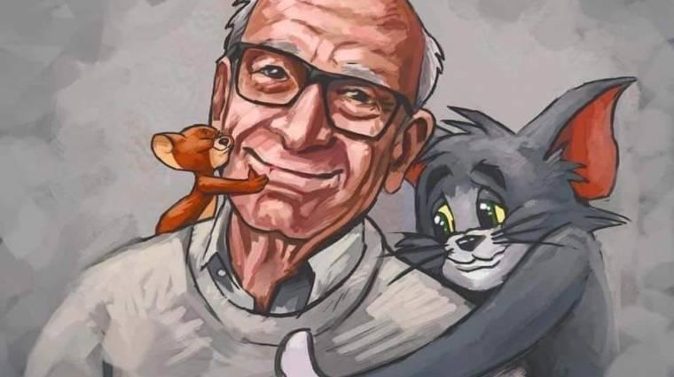 Elhunyt Gene Deitch, a Tom és Jerry rajzfilmsorozat egyik legendás rendezője kép