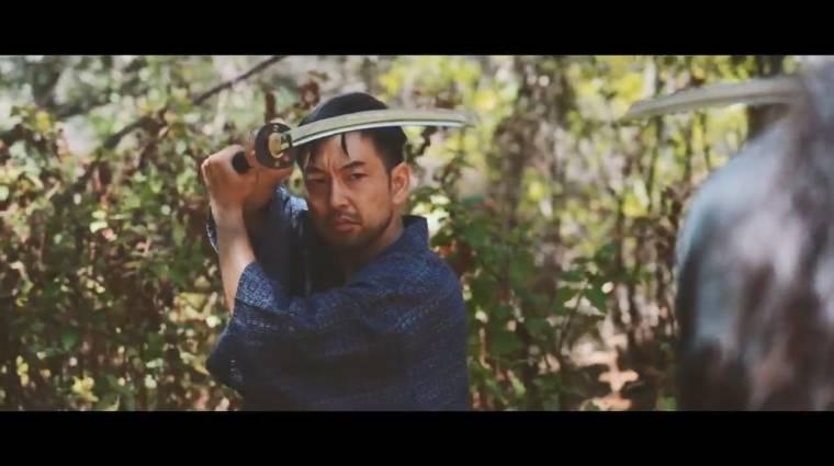 A Ghost of Tsushima főszereplőjét alakító színész a valóságban sem lenne csapnivaló szamuráj bevezetőkép
