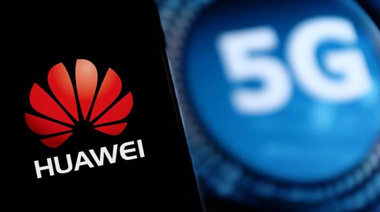 Nagy-Britannia eltakarítja a Huawei-t az 5G-s hálózatából kép