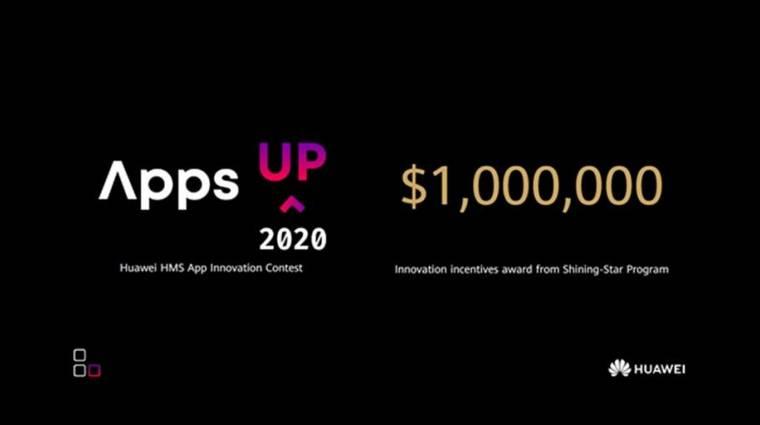 Nemzetközi appfejlesztő versenyt indított a Huawei kép