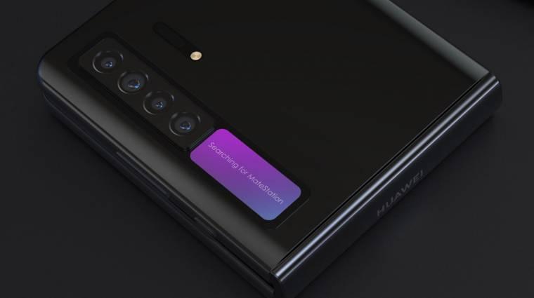 A Huawei MateStation a Samsung DeX mintájára csinálhat PC-t a mobilodból kép
