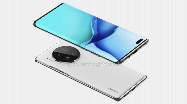 Bajban a Huawei, a Mate 40 mobilokba kerülnek a legutolsó Kirin chipjei kép
