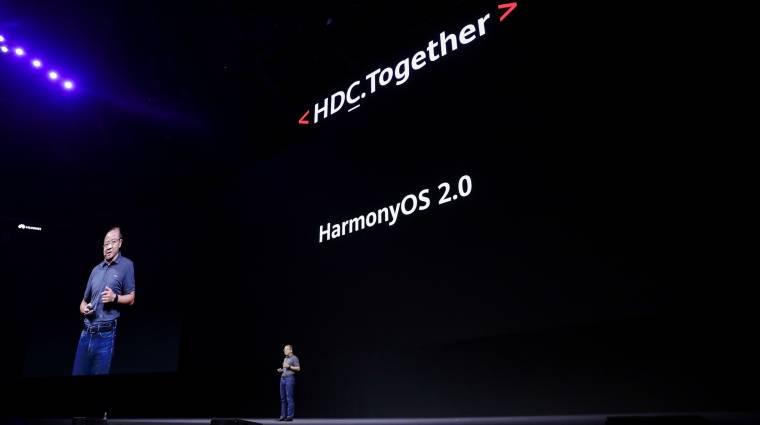 Jövőre leváltja az Androidot a Huawei kép