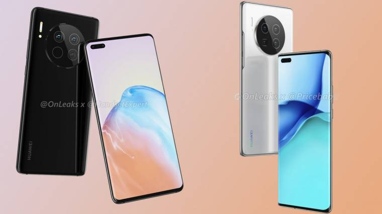 Alig kapott a Mate 40 mobilokhoz új Kirin 9000 chipeket a Huawei kép