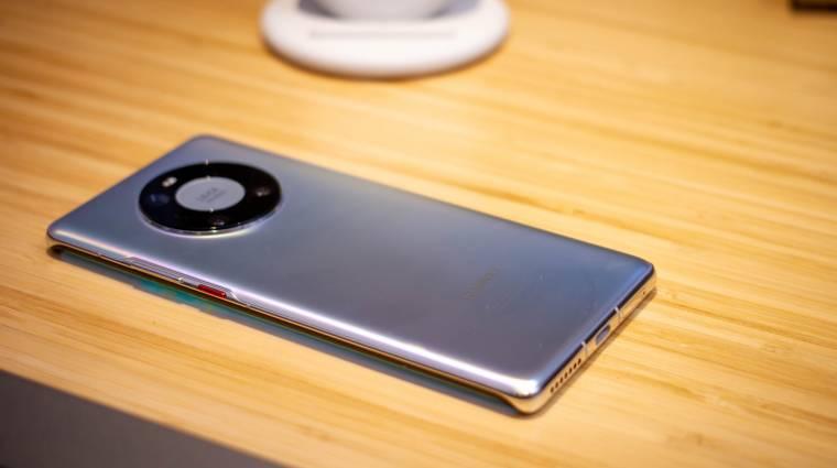 Samsung kijelzőt és Sony szenzort kaphatnak a Huawei mobilok kép