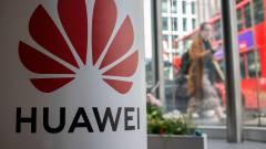 Látványosan megroggyant a Huawei mobilos üzletága kép