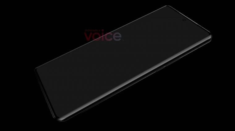 Már kezd körvonalazódni a Huawei P50 Pro kép