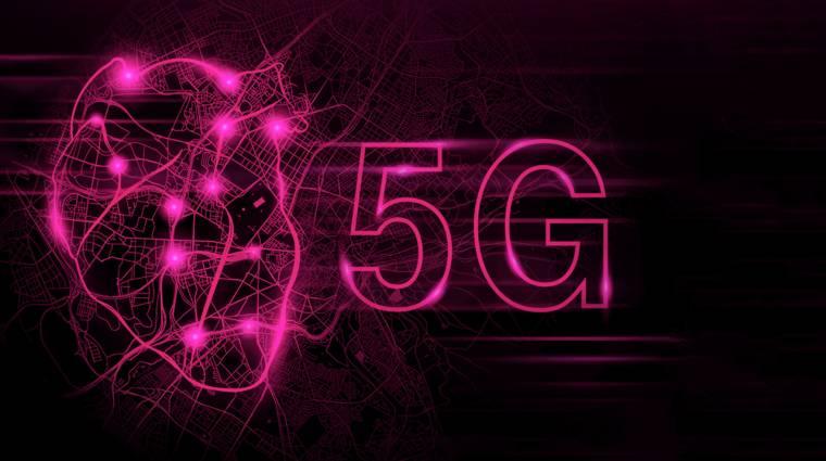 Két városban már 5G-n pörög a Telekom kép