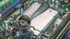 Egy év múlva jönnek az Intel 16 magos Ozark Lake processzorai kép