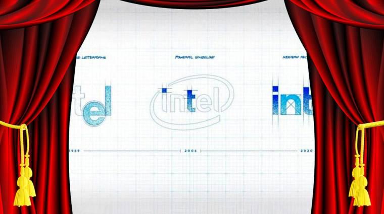 Új logót kapott az Intel, ettől biztosan megváltozik minden kép