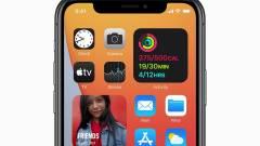 Végre javította az iOS 14 hatalmas hibáját az Apple kép