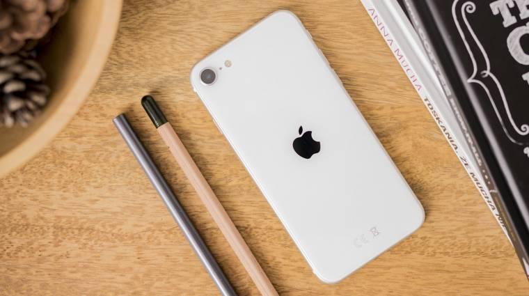 Sok androidost érdekel az iPhone SE kép