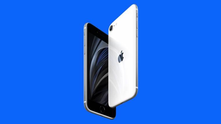 Változatlan dizájnnal, de 5G-vel érkezhet a következő iPhone SE kép