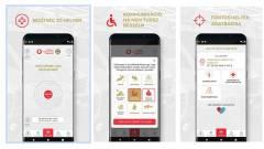 Koronavírus infókkal bővült az ÉletMentő app kép