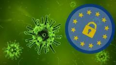 Koronavírus, információbiztonság, GDPR kép