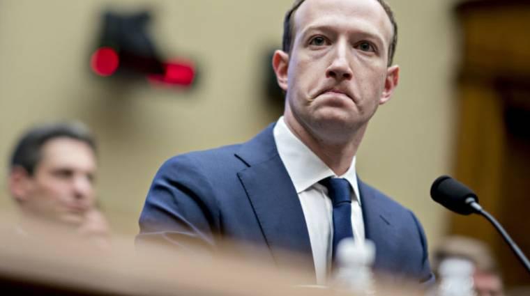 Zuckerberg szerint nem a Facebook dolga az igazság szabályozása kép